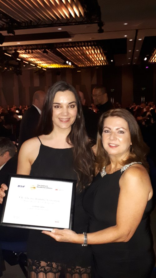 SHE Awards Jacqui and Victoria 2018