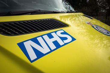 NHS Ambulance shutterstock_1651022926